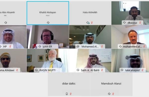 خبراء مشروع سكة حديد دول مجلس التعاون يعقد اجتماعه الـ 12