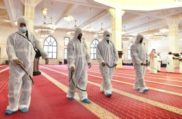تهيئة أكثر من 1500 جامع ومسجد بجدة لاستقبال رمضان