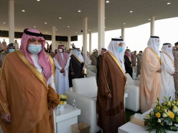الأمير خالد الفيصل يشرف الحفل الختامي لسباقات الخيل بمحافظة جدة