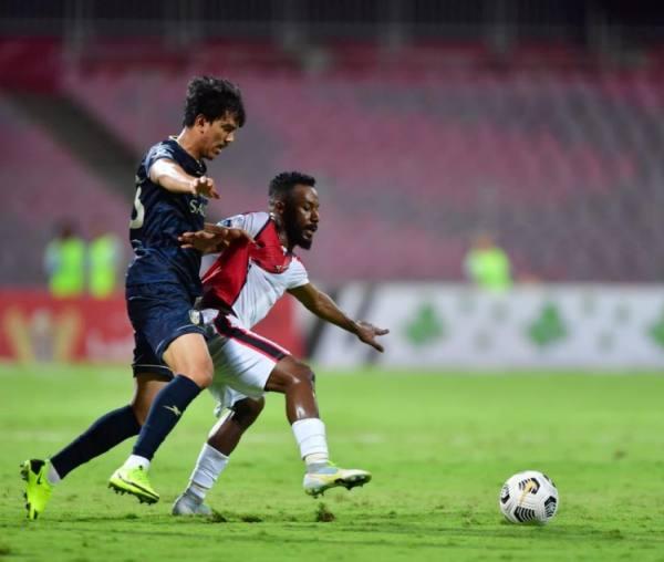 الرائد يتغلب على الأهلي في دوري كأس الأمير محمد بن سلمان للمحترفين