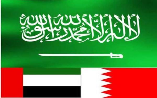 البحرين والإمارت تدينا إطلاق الميليشيات الحوثية مسيرة تجاه المملكة