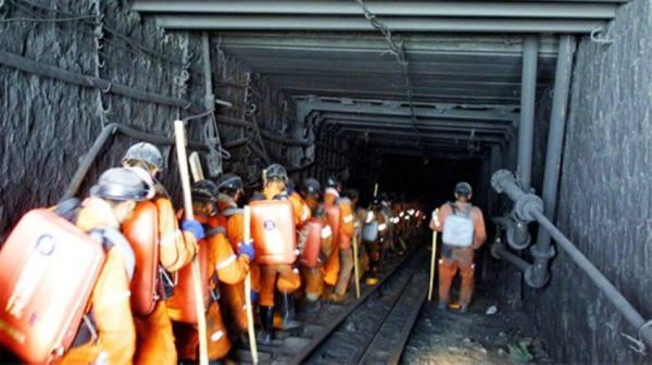 محاولات لإنقاذ 21 عاملاً علقوا بمنجم بالصين