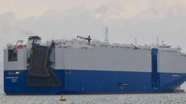 هجوم على سفينة تجارية إسرائيلية.. ومصادر تتهم إيران