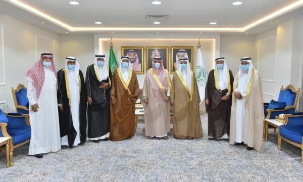 أمير نجران يثمّن تشكيل مجلس إدارة جمعية المتقاعدين