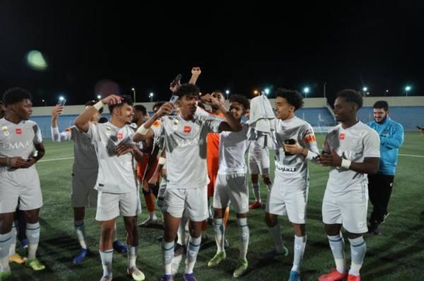 الهلال يحسم لقب الدوري الممتاز لدرجة الشباب في الجولة الأخيرة