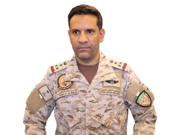 التحالف: اعتراض مسيرة حوثية مفخخة أطلقتها الميليشيات تجاه المملكة