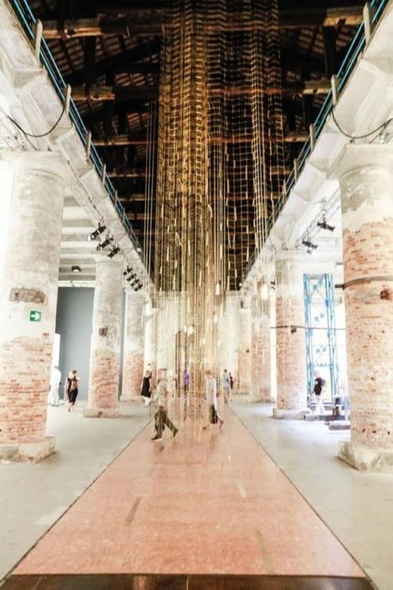 المملكة تشارك بـ «مقار» في بينالي البندقية للعمارة