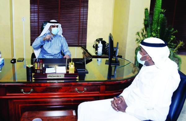 مدير إدارة الحج والعمرة بصحة مكة خلال حديثه لـ «المدينة»