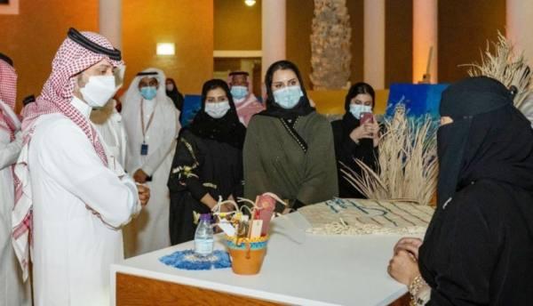 الإحتفاء باليوم العالمي للتراث في مركز الملك عبدالعزيز التاريخي
