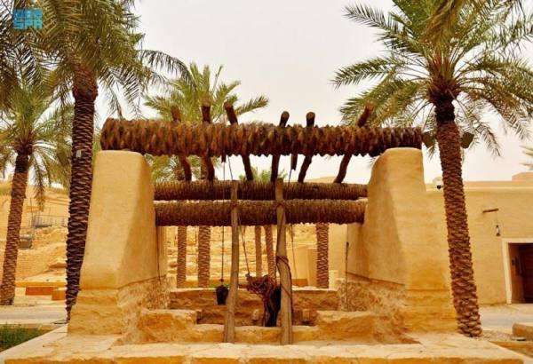 أكبر مشروع تراثي وثقافي في العالم