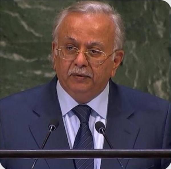 المعلمي يشارك في اجتماع أعضاء تحالف دعم الشرعية في اليمن على مستوى السفراء
