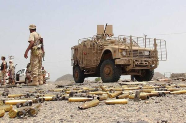 مقتل وإصابة عدد من ميليشيات الحوثي وسط اليمن
