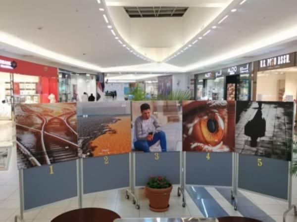 المعرض البصري للقرآن يضيء ليالي رمضان بينبع الصناعية