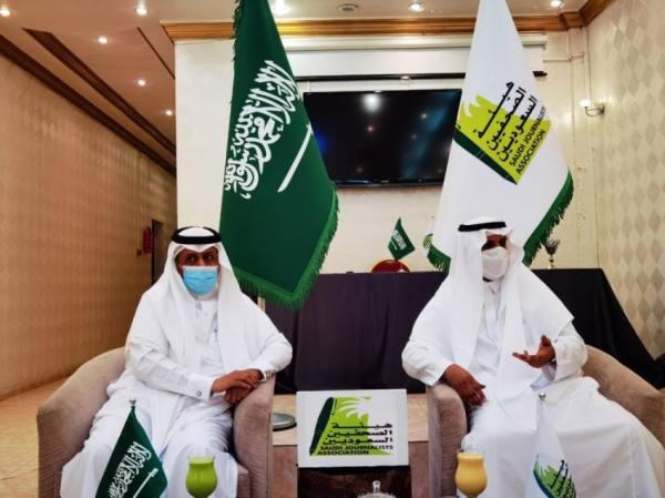 أمين الطائف يزور فرع هيئة الصحفيين السعوديين  بالمحافظة