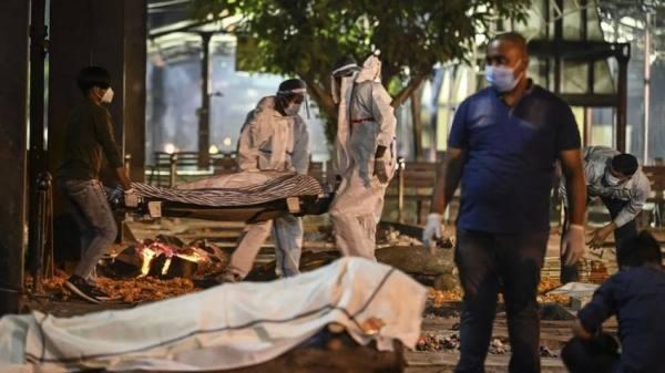 مصرع 13 مصاباً بكوفيد-19 في حريق بمستشفى في الهند