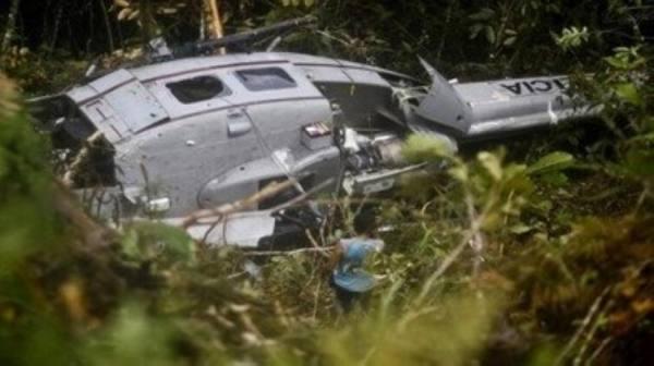 تحطم طائرة عسكرية ومقتل أفراد طاقمها في زيمبابوي