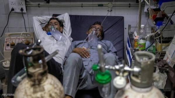 الهند : 350 ألف إصابة في يوم واحد والمجموع يقفز إلى 16,9 مليون