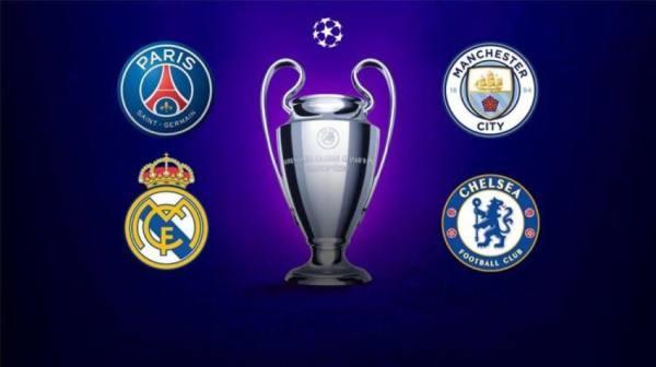 دوري أبطال أوروبا: