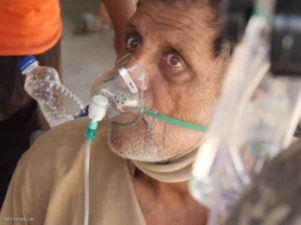 320 ألف إصابة بكورونا في الهند اليوم