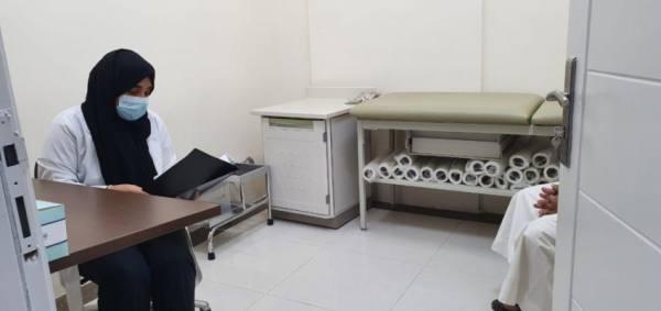 700 مستفيد بالعيادات الاستشارية المجانية بمكة
