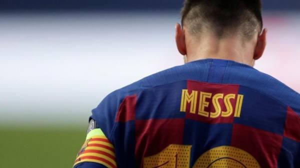 مستقبل ميسي مع النادي الكتالوني لا يزال غامضاً
