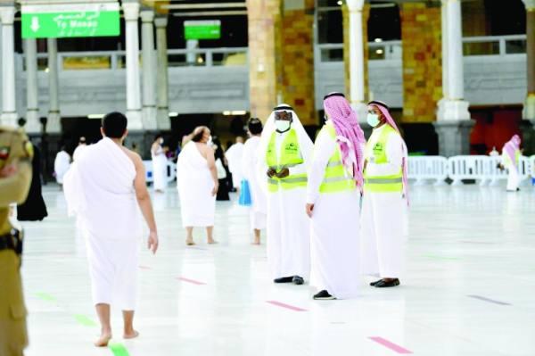 الحج: تصاريح رسمية لصلاة القيام بالمسجد الحرام