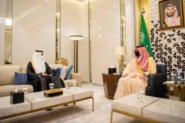 وزير الداخلية يبحث مع سفير الإمارات وسفيرة بلجيكا الموضوعات المشتركة