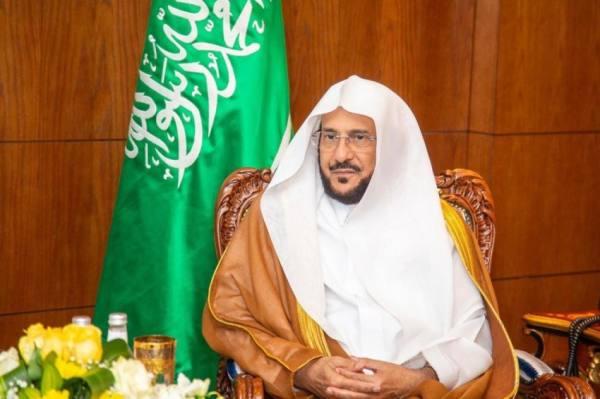 وزير الشؤون الإسلامية يعتمد أسماء الفائزين بجائزة الملك سلمان لحفظ القرآن