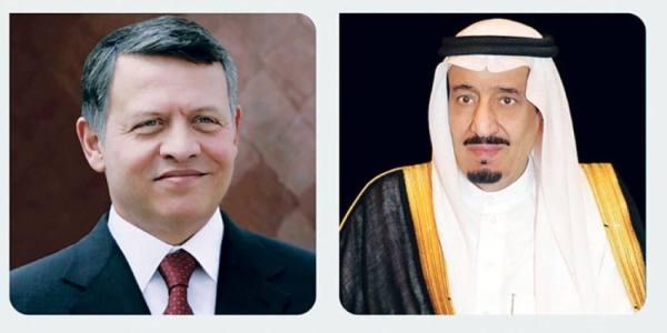 القيادة تعزي ملك الأردن في وفاة محمد بن طلال