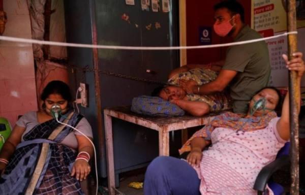 الهند: 400 ألف إصابة كورونا في 24 ساعة