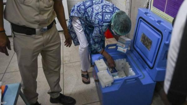 الهند : 400 ألف إصابة بكورونا في يوم.. و 30 ٪ من القاحات في خطر