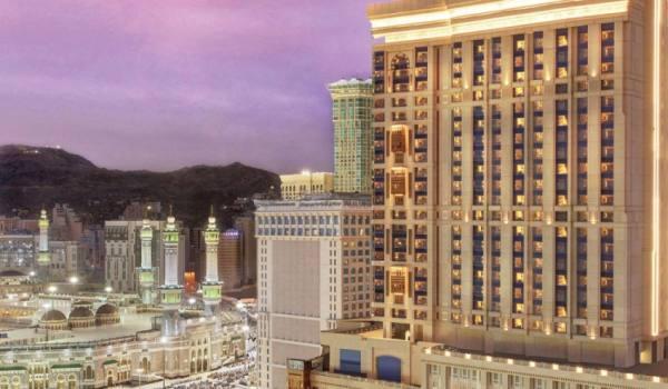 «العشر الأواخر» ترفع إشغال فنادق مكة إلى 70 %