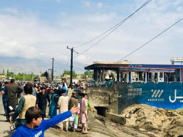 مقتل 10 وإصابة 14 في حريق صهاريج الوقود بالعاصمة الأفغانية