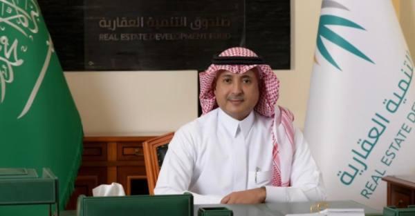 تعيين منصور بن ماضي رئيساً تنفيذياً لصندوق التنمية العقارية