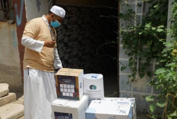 جمعية الزهايمر تواصل تقديم السلال الغذائية والخدمات للمرضى