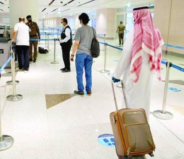 السماح بسفر المواطنين للخارج بدءًا من 5 شوال