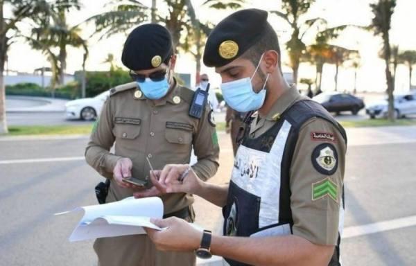 الداخلية: 25.6 ألف مخالفة لإجراءات كورونا خلال أسبوع