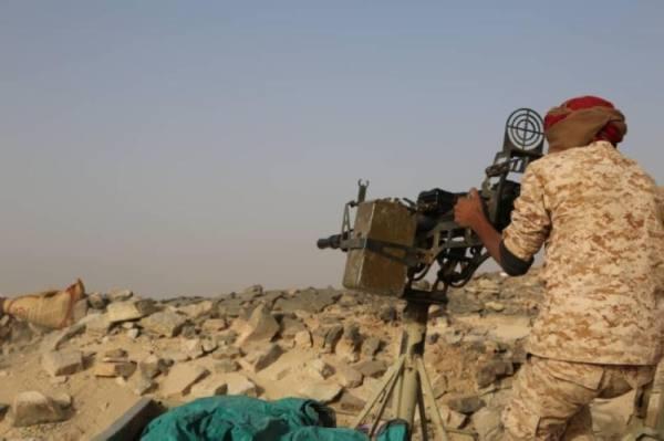الجيش اليمني يدمر مواقع حوثية غرب مأرب