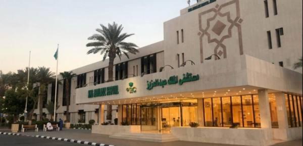 مستشفى الملك عبدالعزيز بجدة تنقذ مصابا بقطع شبه كامل في الرقبة