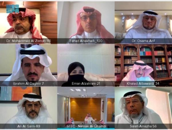 لجنة الاقتصاد بالشورى تناقش التقرير السنوي للمركز السعودي لكفاءة الطاقة
