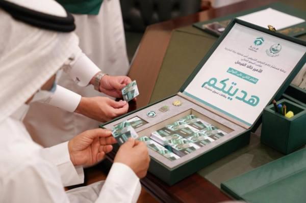 وكيل إمارة منطقة مكة المكرمة يدشن مبادرة «هديتكم»