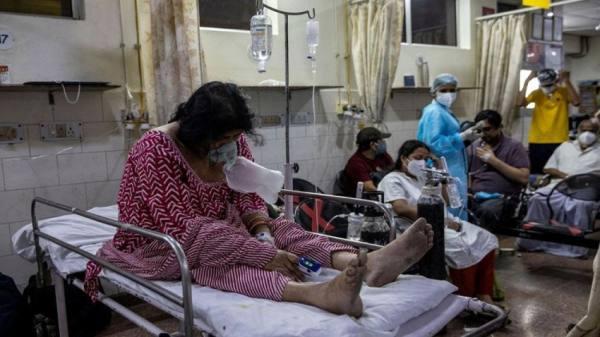حوالى 4 آلاف وفاة و412 ألف إصابة بكورونا خلال 24 ساعد في الهند