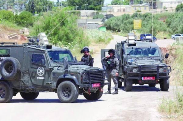 استشهاد فلسطينيين برصاص الجيش الإسرائيلي في الضفة
