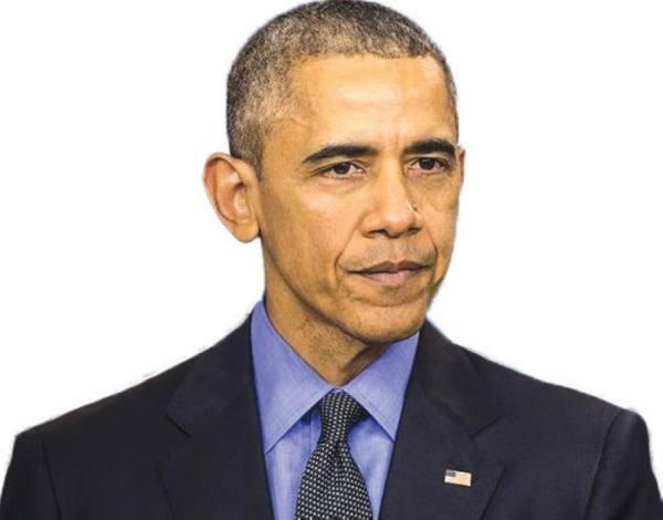 أوباما يعلن نفوق«بو» كلب الأسرة!