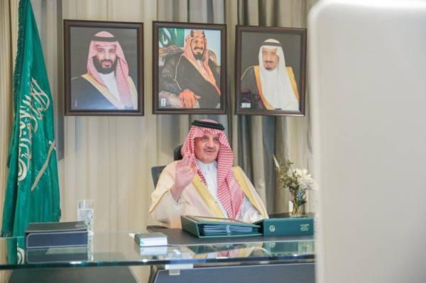 سعود بن نايف يوقع 6 اتفاقيات لدعم أسر جمعية البر بالشرقية