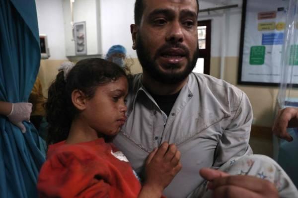 مصرع (9) فلسطينيين من بينهم عدد من الأطفال في غارة إسرائيلية