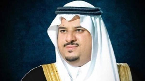 نائب أمير الرياض يتلقى العزاء من ولي عهد الأردن والشيخ عبدالله بن زايد في وفاة والدته