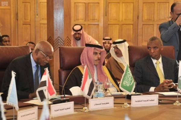 بدء أعمال الدورة غير العادية لوزراء الخارجية العرب