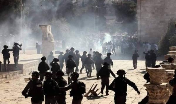 باريس تدعو إسرائيل إلى عدم استخدام القوة المفرطة ضد الفلسطينيين