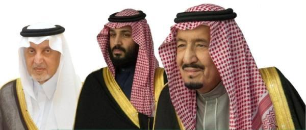 أمير مكة ونائبه يهنئان القيادة بعيد الفطر